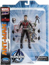 MARVEL SELECT DISNEY STORE AVENGERS ANT-MAN ACTION FIGURE HERO FIGURINES KID TOY