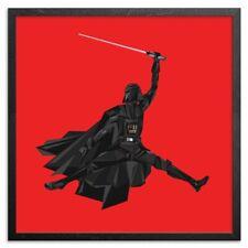 Artist Naturel Air Vader Star Wars Print AP-Artist Proof