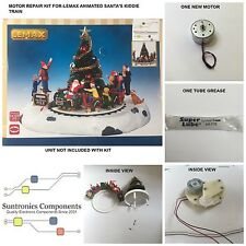 Lemax  Animated Santa's Kiddie Train- replacement motor parts kit