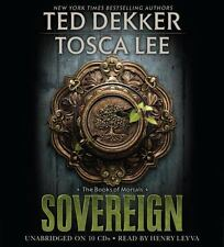 SOVEREIGN The Books of Mortals by Ted Dekker & Tosca Lee NEW Unabridged CD (2013