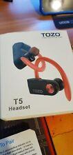 New listing Tozo T5 Tws Bluetooth Headphones, True Wirele 00006000 ss Stereo Sport Earphones with Mic