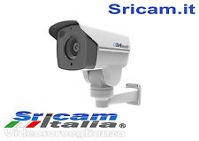 Sricam Italia Obasecurity IP Camera PTZ motorizzata con Zoom 10x 2 Megapixel S