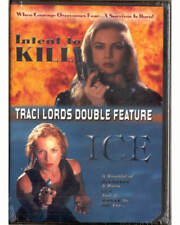 Intent to Kill & ICE DVD 2 MOVIE SET 1993 Traci Lords Double Feature TRACY LORDS