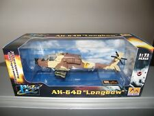 Easy Model Winged Age 37032 1:72 IDF AH-64D Longbow (Israele)