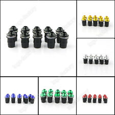 Windscreen Windshield Bolts Screw Kit Well Nut FOR Suzuki GSXR 600 750 K1 K4 K6