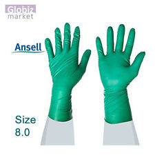 Ansell DermaShield Hand-Specific Accelerator-free Synthetic Gloves Size 8 - M