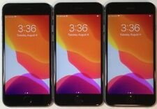 LOT OF THREE TESTED CDMA + GSM UNLOCKED AT&T APPLE iPhone 6S, 128GB PHONES A105J