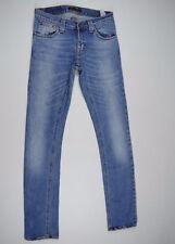 EUC RRP $249 Womens Nudie Jeans 'SUPER SLIM KIM DRY STRETCH' Jeans W27 L32