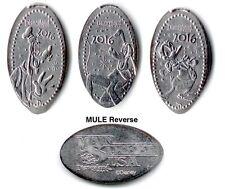 *Nickels* Disneyland - Main St Opera House Nickels 2016 (3) made w/unc coins