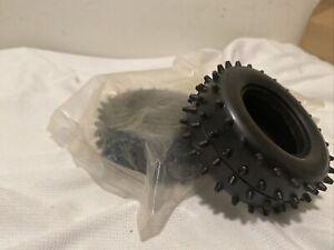 Vintage Imex RC Tires AE RC10 Tamiya Schumacher READ DESCRIPTION!