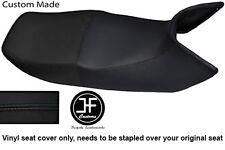 BLACK AUTOMOTIVE VINYL CUSTOM FITS HONDA PAN EUROPEAN ST 1100 DUAL SEAT COVER