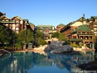 DISNEY'S WILDERNESS LODGE Copper Creek  - WEEKEND - Studio Sleep 4-
