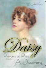 Daisy Princess Of Pless -- A Discovery: A Discovery-ExLibrary