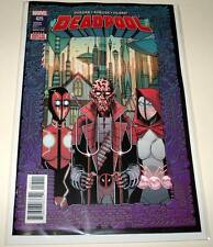 DEADPOOL # 25  Marvel Comic    March 2017  NM    1st Printing