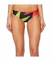 Mara Hoffman Women's Zoa Classic Bikini Bottom, Superstar Marine, Size X-Large P