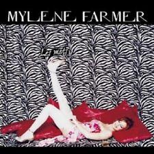 MYLENE FARMER - LES MOTS  CD  16 TRACKS FRENCH POP  NEUF