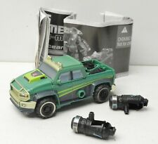 Transformers Prime Sgt Kup complete with instructions Hasbro Toy