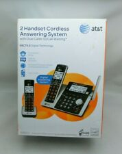 AT&T CL83213 Cordless Phone with Answering System ATT-CL83213