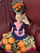 patti original doll chiquita 16 inch vintage 1960-70 Oranges On Head