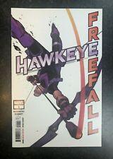 Hawkeye Freefall #1 First Print