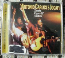 Antônio Carlos e Jocafi - Samba, Prazer & Misterio  CD (1999)