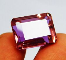 Natural 20.95 Ct Sun Light Color Change Alexandrite Loose Gemstone