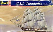 Revell Uss Constitution Plastic Model Kit 1:196 Skill 3 Old Ironsides Navy Ship