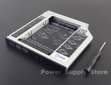2nd HDD/SSD Hard drive Caddy for Acer Aspire E5-574 E5-575G E5-774G SATA 9.5mm
