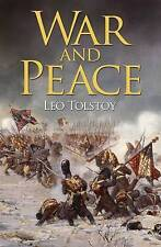 War and Peace,Leo Tolstoy,New Book mon0000115566