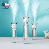 Mini Portable USB Humidifier Spray Travel Water Bottle Air Humidifier Aroma