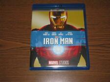 Iron man (Blu-Ray) - Marvel Studios Phase 1