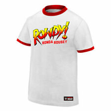 "New Ronda Rousey ""Rowdy Ronda Rousey"" Authentic T-Shirt  Size 2XL"