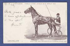 MODENA - FIERA E CORSE CAVALLI - 26-30 APRILE - FP-VV 1902 [P1-51]