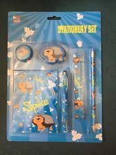 Kids Spike Hedgehog 6-piece Stationery Set NEW