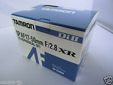 NEW TAMRON SP AF 17-50mm F/2.8 XR Di II LD Aspherical [IF]  A16 Lens for Canon