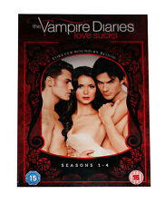 Vampire Diaries-Staffel 1-4 - komplett (DVD, 2013, 20-Disc Set, Box Set) Versiegelt