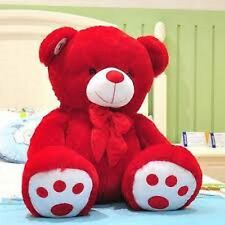 3.5  feet ,Teddy bear,sweet,chocolate,love,gift,birthday,for kids,girlfriend