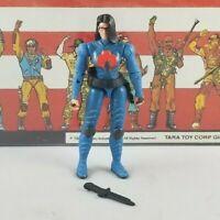 Original 2004 GI JOE BARONESS V5 ARAH not Complete UNBROKEN figure Valor Venom