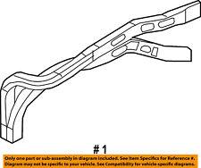 FORD OEM 09-14 F-150 FENDER-Upper Rail Assembly Left BL3Z16C275A