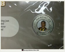 2004 Adelaide Advertiser AFL Captains Medallion No8 Shane Crawford (Hawthorn)