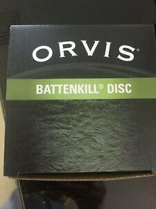 Orvis Battenkill V Disc fly reel