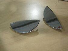 Mini Cooper Headlight Washer Chrome Trim Cover Left & Right Side 2002 -2006 OEM