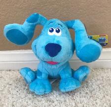 "BLUE Blues Clues & You 7"" Plush Stuffed Animal 2020"