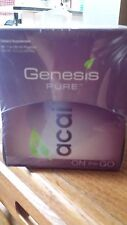 Genesis Pure Acai on the go