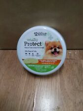 Vetality Protect Flea & Tick Collar For Dogs Small Dog & Puppies 12 Month.