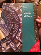 Information Technology Project Management Kathy Schwalbe International Edition