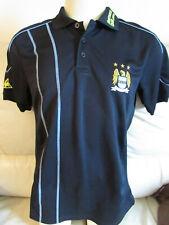 "Manchester City Black Polo Shirt - Large - 42""-44"""