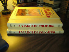 I Viaggi Di Colombo Paolo Emilio Taviani HC 1984 FREE SHIP La Grande Scoperta