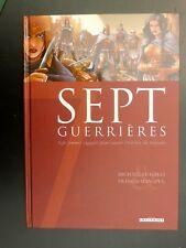 MANAPUL Sept guerrières eo