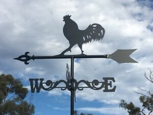 Rooster No.4 Weathervane